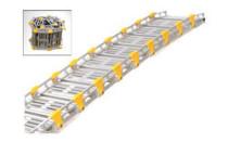 Rollstuhlrampe Roll-A-Ramp 30 cm einzeln